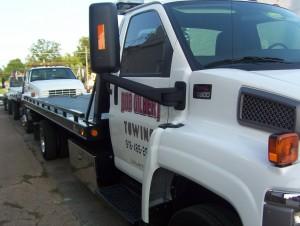 Local towing service in Broken Arrow OK