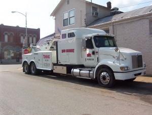 Local tow truck service in Broken Arrow OK